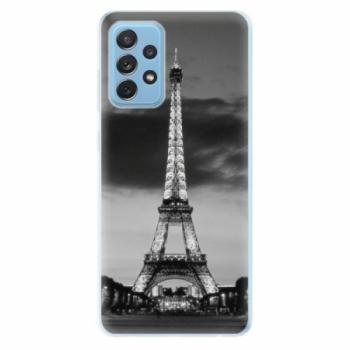 Odolné silikonové pouzdro iSaprio - Midnight in Paris - Samsung Galaxy A72