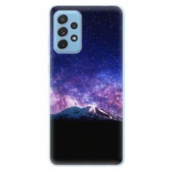 Odolné silikonové pouzdro iSaprio - Milky Way - Samsung Galaxy A72