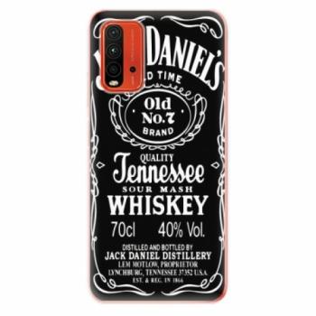 Odolné silikonové pouzdro iSaprio - Jack Daniels - Xiaomi Redmi 9T