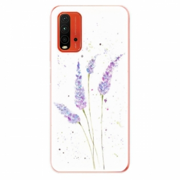Odolné silikonové pouzdro iSaprio - Lavender - Xiaomi Redmi 9T