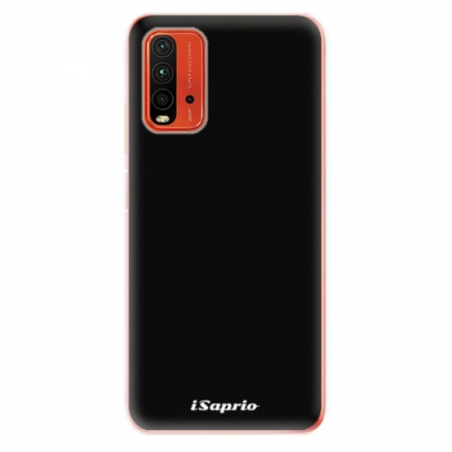 Odolné silikonové pouzdro iSaprio - 4Pure - černý - Xiaomi Redmi 9T