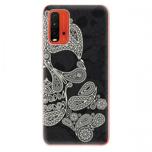 Odolné silikonové pouzdro iSaprio - Mayan Skull - Xiaomi Redmi 9T
