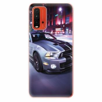Odolné silikonové pouzdro iSaprio - Mustang - Xiaomi Redmi 9T