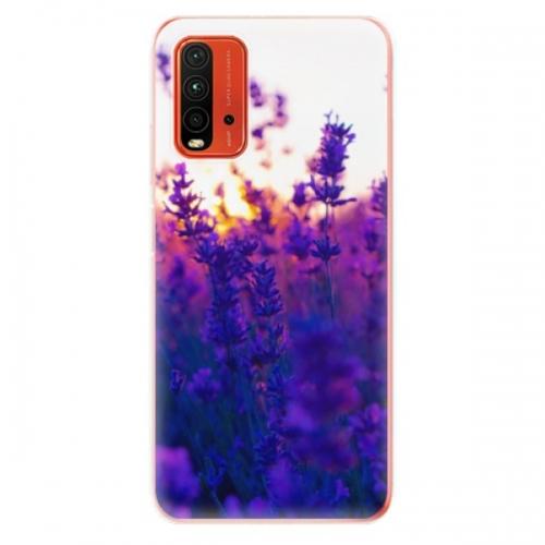 Odolné silikonové pouzdro iSaprio - Lavender Field - Xiaomi Redmi 9T