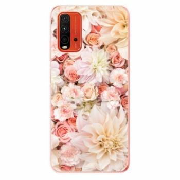 Odolné silikonové pouzdro iSaprio - Flower Pattern 06 - Xiaomi Redmi 9T