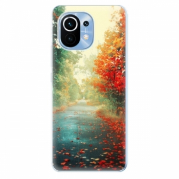 Odolné silikonové pouzdro iSaprio - Autumn 03 - Xiaomi Mi 11