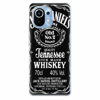 Odolné silikonové pouzdro iSaprio - Jack Daniels - Xiaomi Mi 11