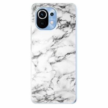 Odolné silikonové pouzdro iSaprio - White Marble 01 - Xiaomi Mi 11