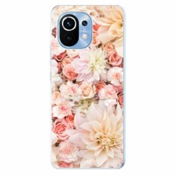 Odolné silikonové pouzdro iSaprio - Flower Pattern 06 - Xiaomi Mi 11