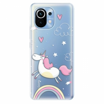 Odolné silikonové pouzdro iSaprio - Unicorn 01 - Xiaomi Mi 11