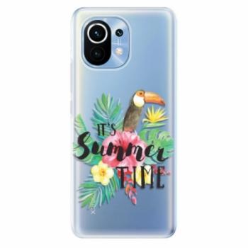 Odolné silikonové pouzdro iSaprio - Summer Time - Xiaomi Mi 11
