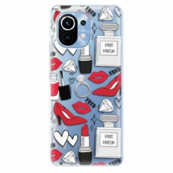 Odolné silikonové pouzdro iSaprio - Fashion pattern 03 - Xiaomi Mi 11