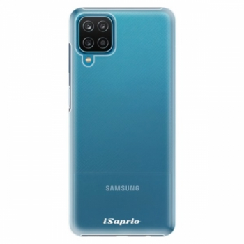 Plastové pouzdro iSaprio - 4Pure - mléčný bez potisku - Samsung Galaxy A12