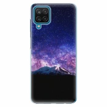 Plastové pouzdro iSaprio - Milky Way - Samsung Galaxy A12