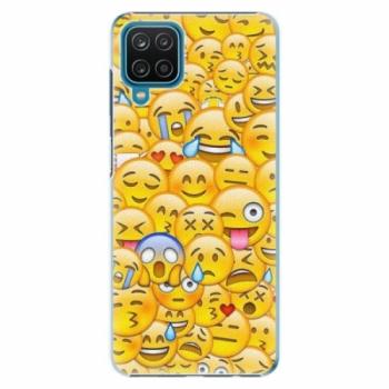 Plastové pouzdro iSaprio - Emoji - Samsung Galaxy A12