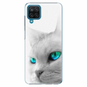 Plastové pouzdro iSaprio - Cats Eyes - Samsung Galaxy A12