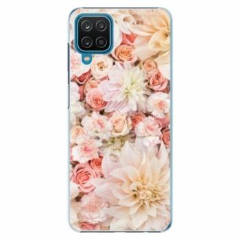 Plastové pouzdro iSaprio - Flower Pattern 06 - Samsung Galaxy A12