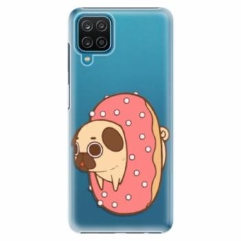 Plastové pouzdro iSaprio - Dog 04 - Samsung Galaxy A12