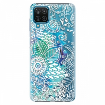 Plastové pouzdro iSaprio - Lace 03 - Samsung Galaxy A12