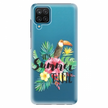 Plastové pouzdro iSaprio - Summer Time - Samsung Galaxy A12