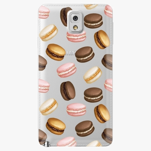 Plastový kryt iSaprio - Macaron Pattern - Samsung Galaxy Note 3