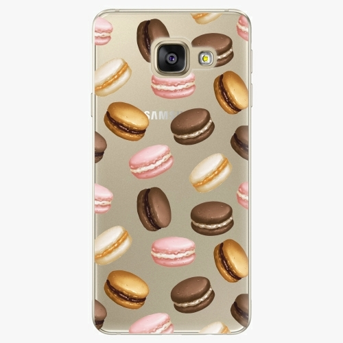 Plastový kryt iSaprio - Macaron Pattern - Samsung Galaxy A5 2016
