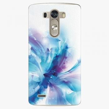 Plastový kryt iSaprio - Abstract Flower - LG G3 (D855)