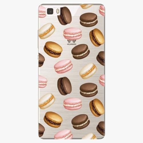 Plastový kryt iSaprio - Macaron Pattern - Huawei Ascend P8 Lite