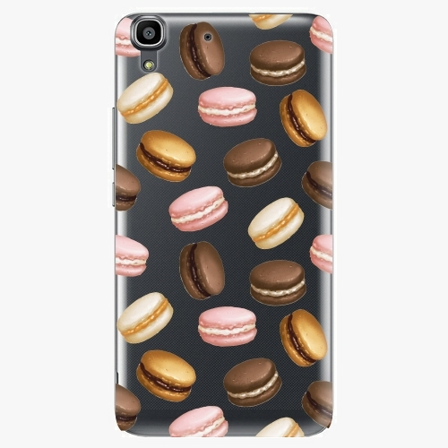 Plastový kryt iSaprio - Macaron Pattern - Huawei Ascend Y6