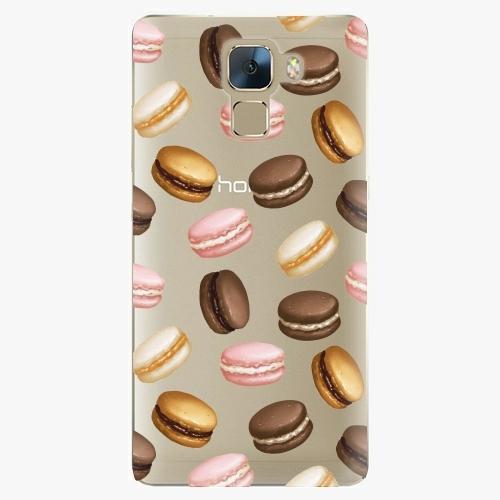 Plastový kryt iSaprio - Macaron Pattern - Huawei Honor 7