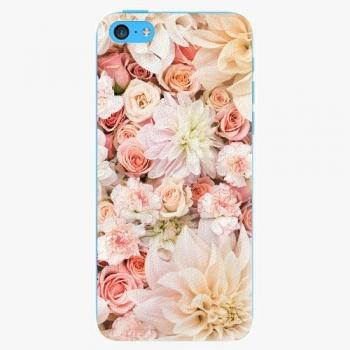 Plastový kryt iSaprio - Flower Pattern 06 - iPhone 5C