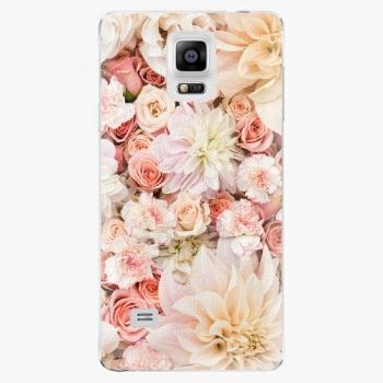 Plastový kryt iSaprio - Flower Pattern 06 - Samsung Galaxy Note 4