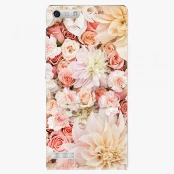 Plastový kryt iSaprio - Flower Pattern 06 - Huawei Ascend G6