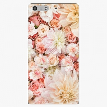 Plastový kryt iSaprio - Flower Pattern 06 - Huawei Ascend P7 Mini