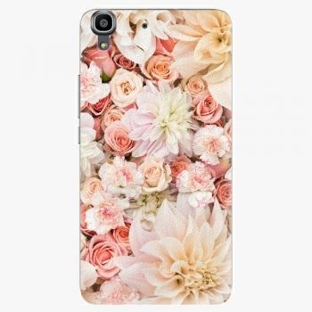 Plastový kryt iSaprio - Flower Pattern 06 - Huawei Ascend Y6