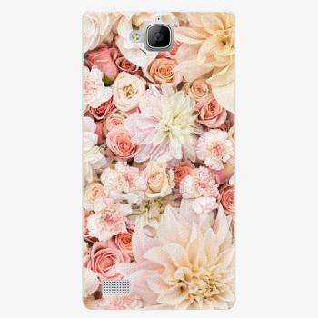 Plastový kryt iSaprio - Flower Pattern 06 - Huawei Honor 3C