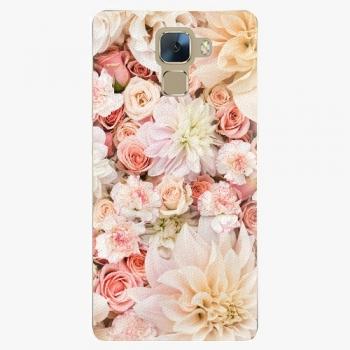 Plastový kryt iSaprio - Flower Pattern 06 - Huawei Honor 7