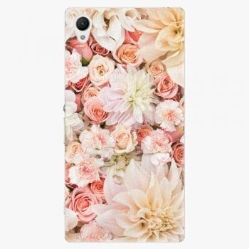 Plastový kryt iSaprio - Flower Pattern 06 - Sony Xperia Z1