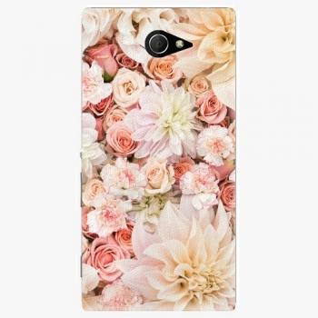 Plastový kryt iSaprio - Flower Pattern 06 - Sony Xperia M2