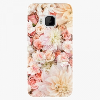 Plastový kryt iSaprio - Flower Pattern 06 - HTC One M9