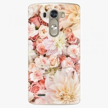 Plastový kryt iSaprio - Flower Pattern 06 - LG G3 (D855)