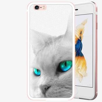 Plastový kryt iSaprio - Cats Eyes - iPhone 6 Plus/6S Plus - Rose Gold