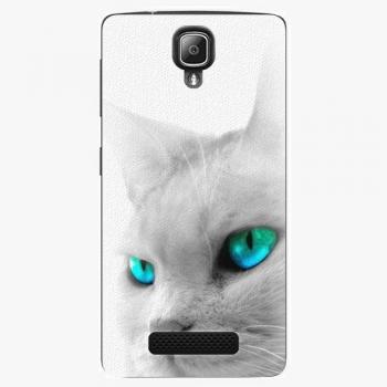 Plastový kryt iSaprio - Cats Eyes - Lenovo A1000