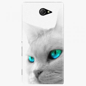 Plastový kryt iSaprio - Cats Eyes - Sony Xperia M2