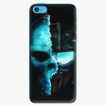 Plastový kryt iSaprio - Roboskull - iPhone 5C
