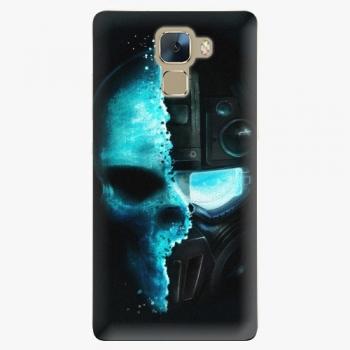 Plastový kryt iSaprio - Roboskull - Huawei Honor 7