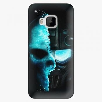 Plastový kryt iSaprio - Roboskull - HTC One M9