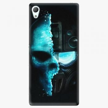 Plastový kryt iSaprio - Roboskull - Sony Xperia Z3+ / Z4
