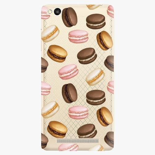 Plastový kryt iSaprio - Macaron Pattern - Xiaomi Redmi 3