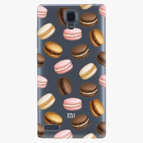 Plastový kryt iSaprio - Macaron Pattern - Xiaomi Redmi Note